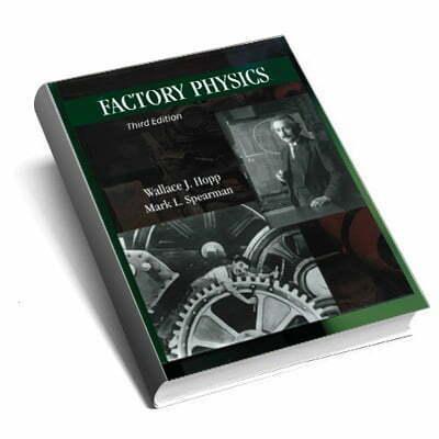 Factory Physics -kirja