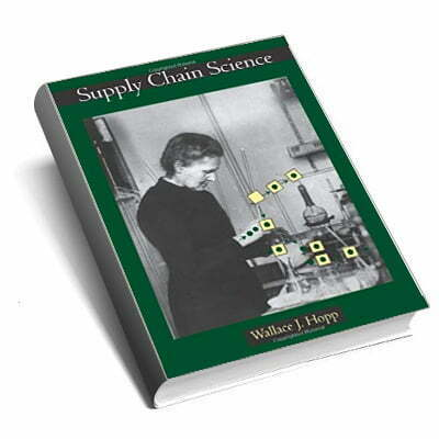Supply Chain Science